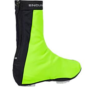 Endura FS260-Pro Slick Surchaussures, neon green